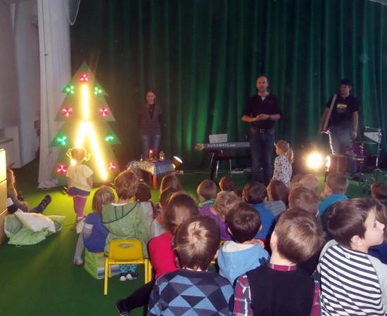Vánoční zpívání sDivadlem Matýsek
