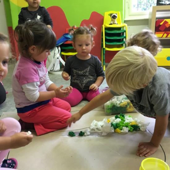 Zlatovláska – tvoříme a hrajeme si