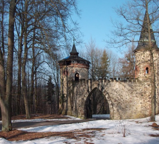 artušův hrad
