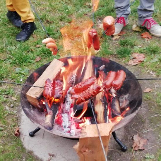 Podzimní ohníček